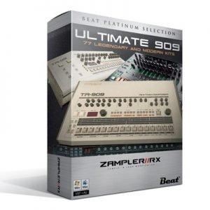 Zampler RX - Ultimate 909 Soundbank