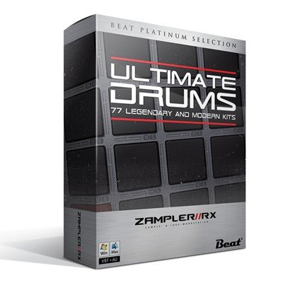 Zampler Soundbank Ultimate Drums
