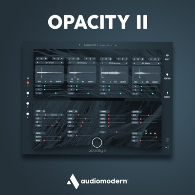 Audiomodern - Opacity 2 Kontakt Guitar Instrument