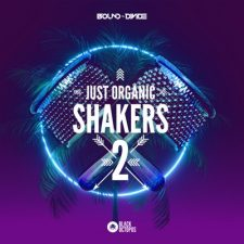Black Octopus Sound - Just Organic Shakers 2