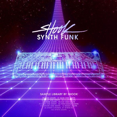 Black Octopus Sound - Shook Synth Funk Loops Pack