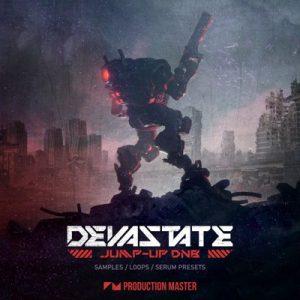 Devastate (Jump Up Drum N Bass Loops)