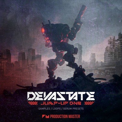 Devastate (Jump Up Drum N Bass Loops)