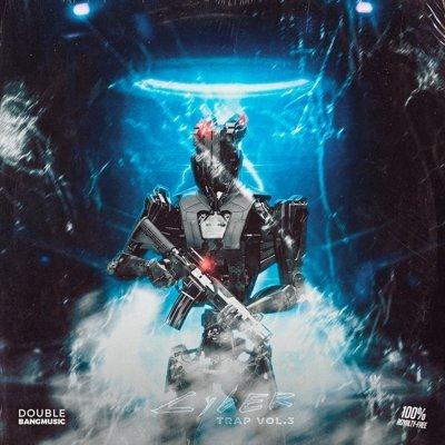 Double Bang Music - Cyber Trap Vol.3 (4 Construction Kits)