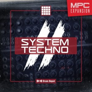 Drum Depot - System Techno II MPC Drum Kits