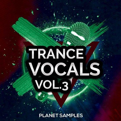 Planet Samples - Trance Vocals Vol 3