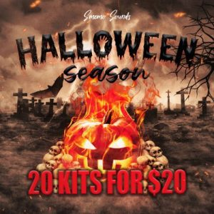 SMEMO SOUNDS - HALLOWEEN SEASON BUNDLE