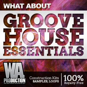 WA Production - House Essentials Loops Kits