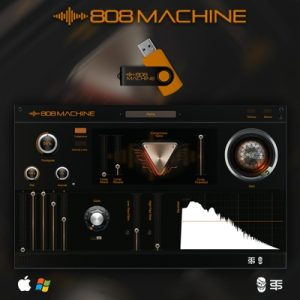 808 Machine VST Plugin