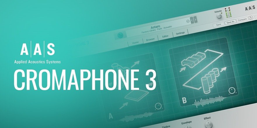AAS Chromaphone 3 VST Plugin