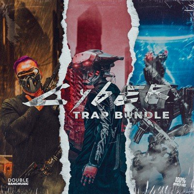 DoubleBang Music - Cyber Trap Bundle