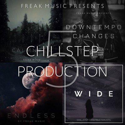 Freak Music - Chillstep Production 5 Bundle