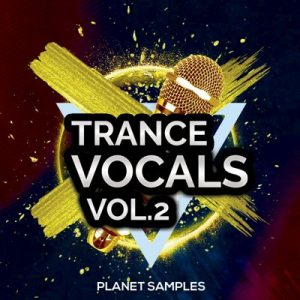 Planet Samples - Trance Vocals Vol.2