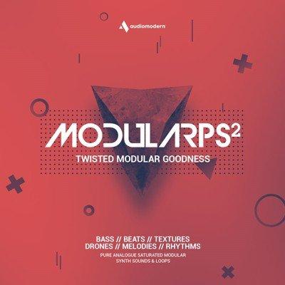 Audiomodern - Modulararps Vol.2