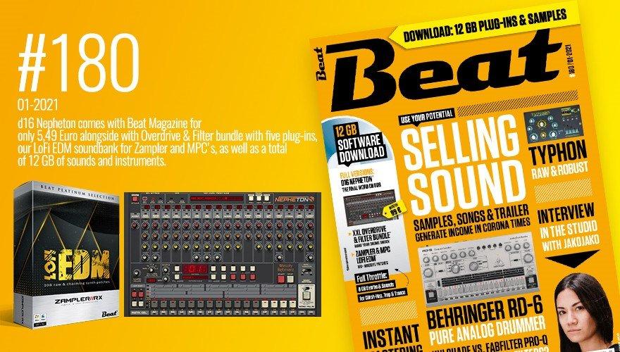 Beat Magazine 180-01-2021