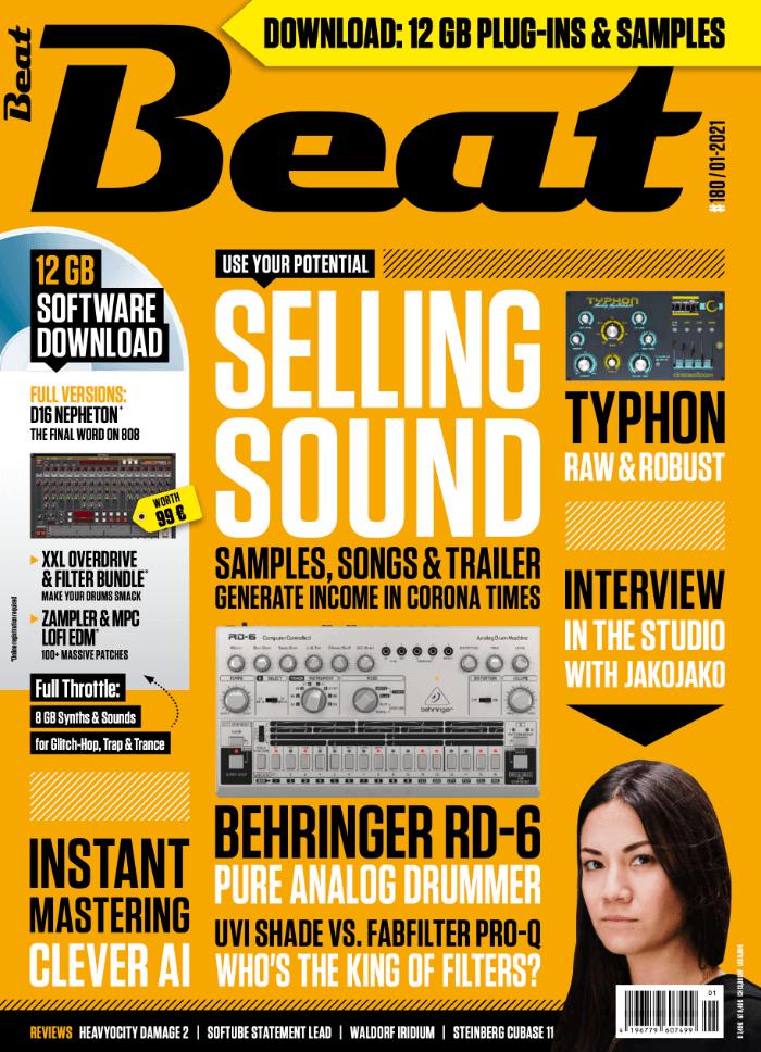 Beat Magazine #180 English