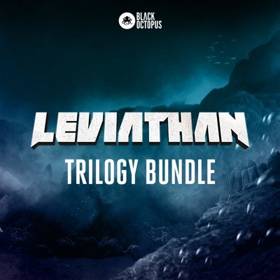 Black Octopus - Leviathan Trilogy Bundle