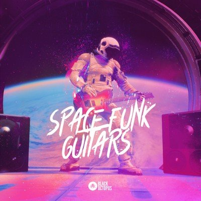 Black Octopus Sound - Space Funk Guitars