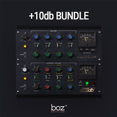 Boz Digital - 10db VST Bundle