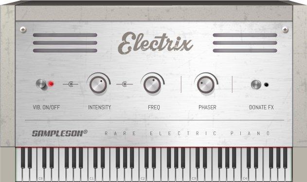 Electrix Rare Piano VST Plugin