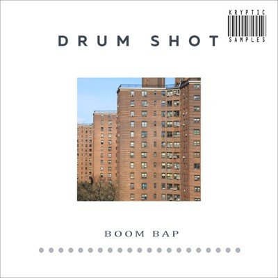 Kryptic Samples - One Shot Boom Bap Drum Samples