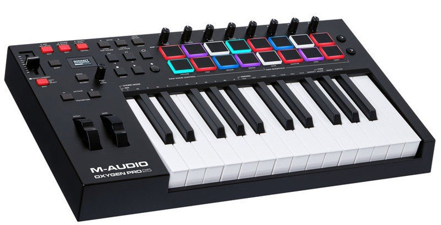 M-Audio Oxygen Pro 25 MIDI Keyboards