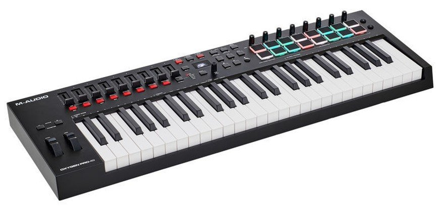 M-Audio Oxygen Pro 49 MIDI Keyboards