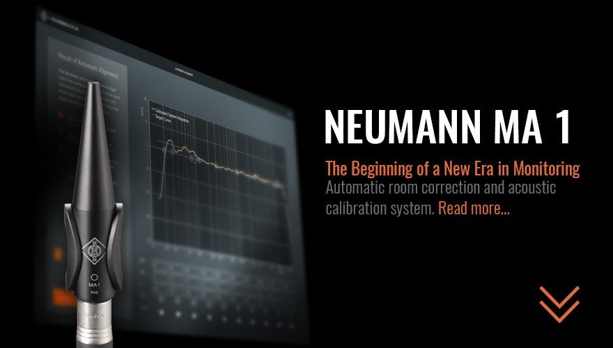 Neumann MA 1 Automatic Monitor Alignment System