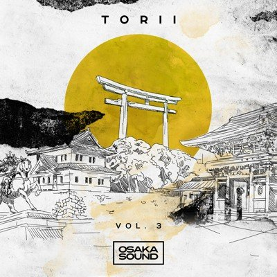 Osaka Sound - Torii 3 - Lofi Drum Loops