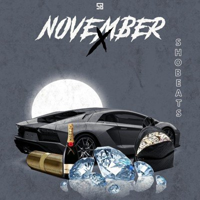 SHOBEATS - NOVEMBER X