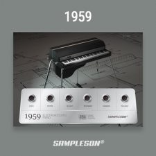 Sampleson - 1959 Electroacoustic Piano VST Plugin