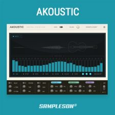 Sampleson - Akoustic Spectral Software Synthesizer