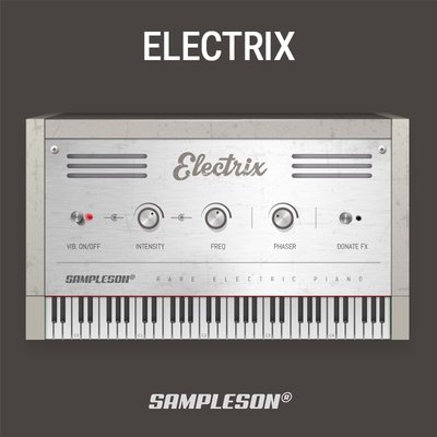 Sampleson - Electrix Rare Piano VST Plugin