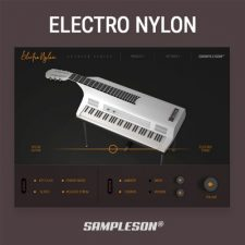 Sampleson - ElectroNylon VST Plugin