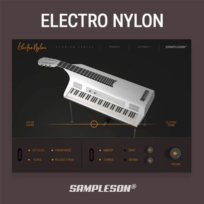 Sampleson - ElectroNylon VST Plugin
