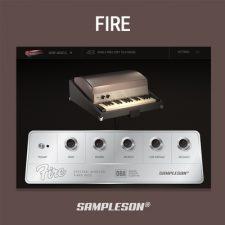 Sampleson - Fire Bass Piano VST Plugin