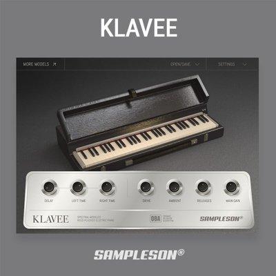 Sampleson - Klavee Electric Piano VST Plugin