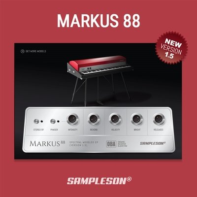 Sampleson - Markus88 Electric Piano VST Instrument