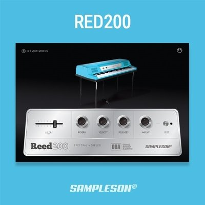 Sampleson - Reed200 Electric Piano VST Plugin