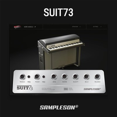 Sampleson Suit73 Electric Piano VST Plugin