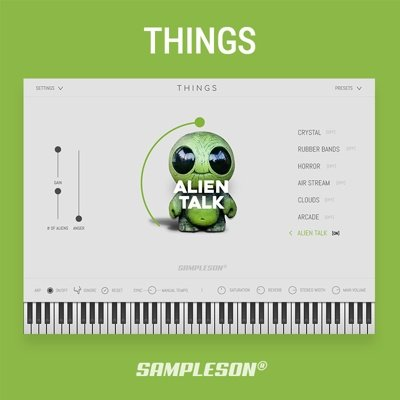 Sampleson - Things Synth VST Plugin