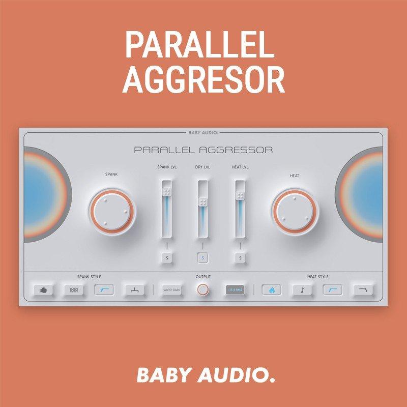 BABY Audio - Parallel Aggressor VST Plugin