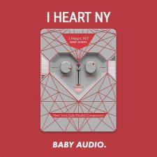 Baby Audio - I Heart NY 600x600