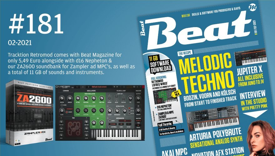 Beat Magazine 181 English PDF