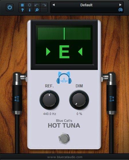 Blue Cat Audio Hot Tuna Plugin