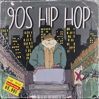 Kits Kreme - 90s Hip Hop Samples