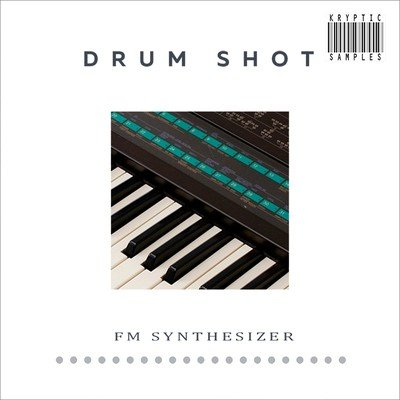 Kryptic Samples - Drum Shot FM Synthesizer