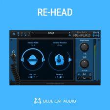 Re-Head Headphones Mastering VST Plugin