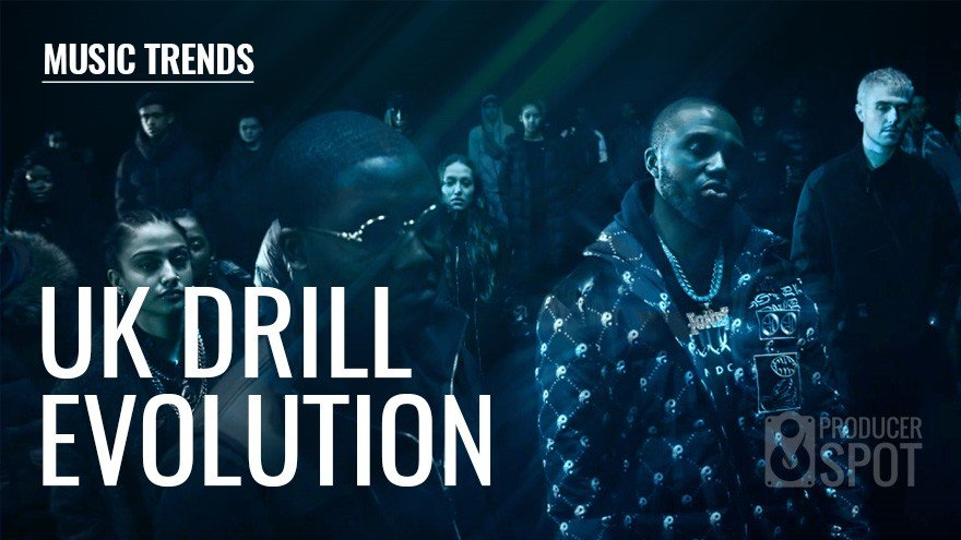 UK Drill Music Evolution