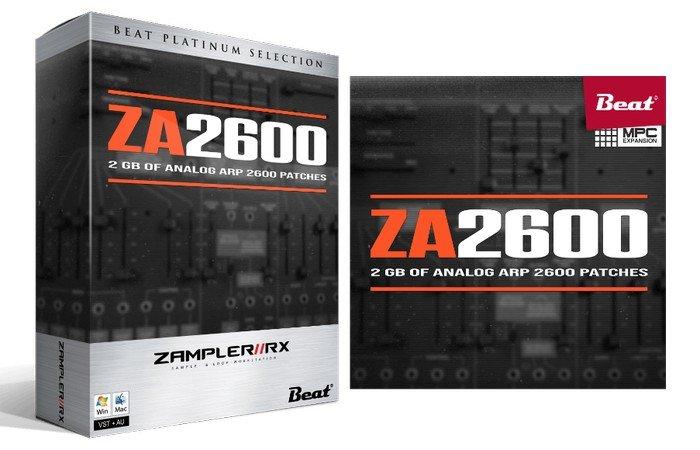 ZA26000 Zampler Bank